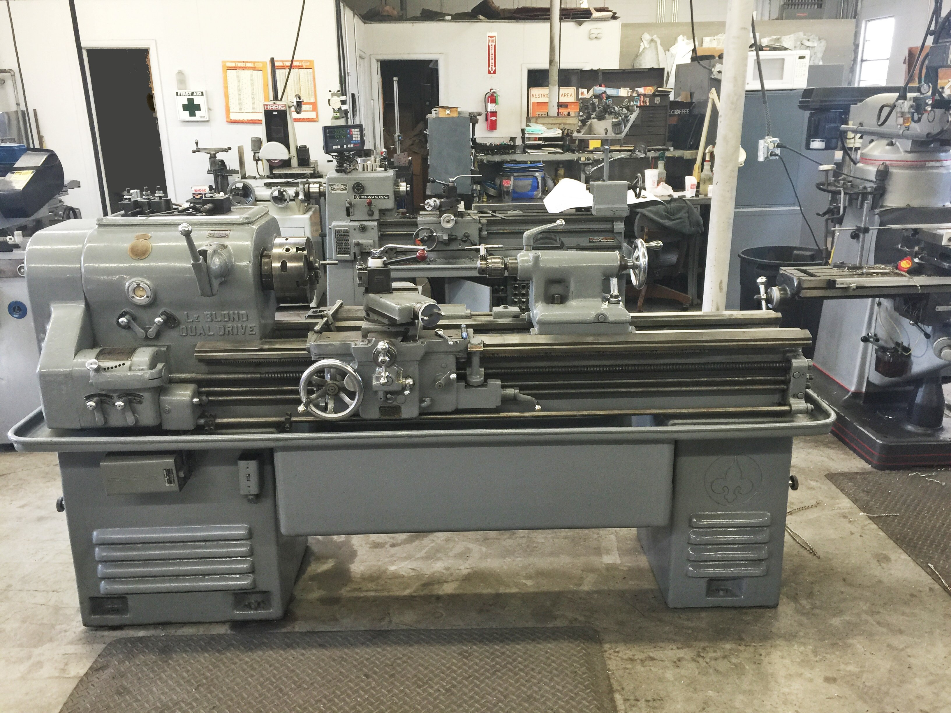 Machine shop equipment midwest sheet metal for Parlour equipment