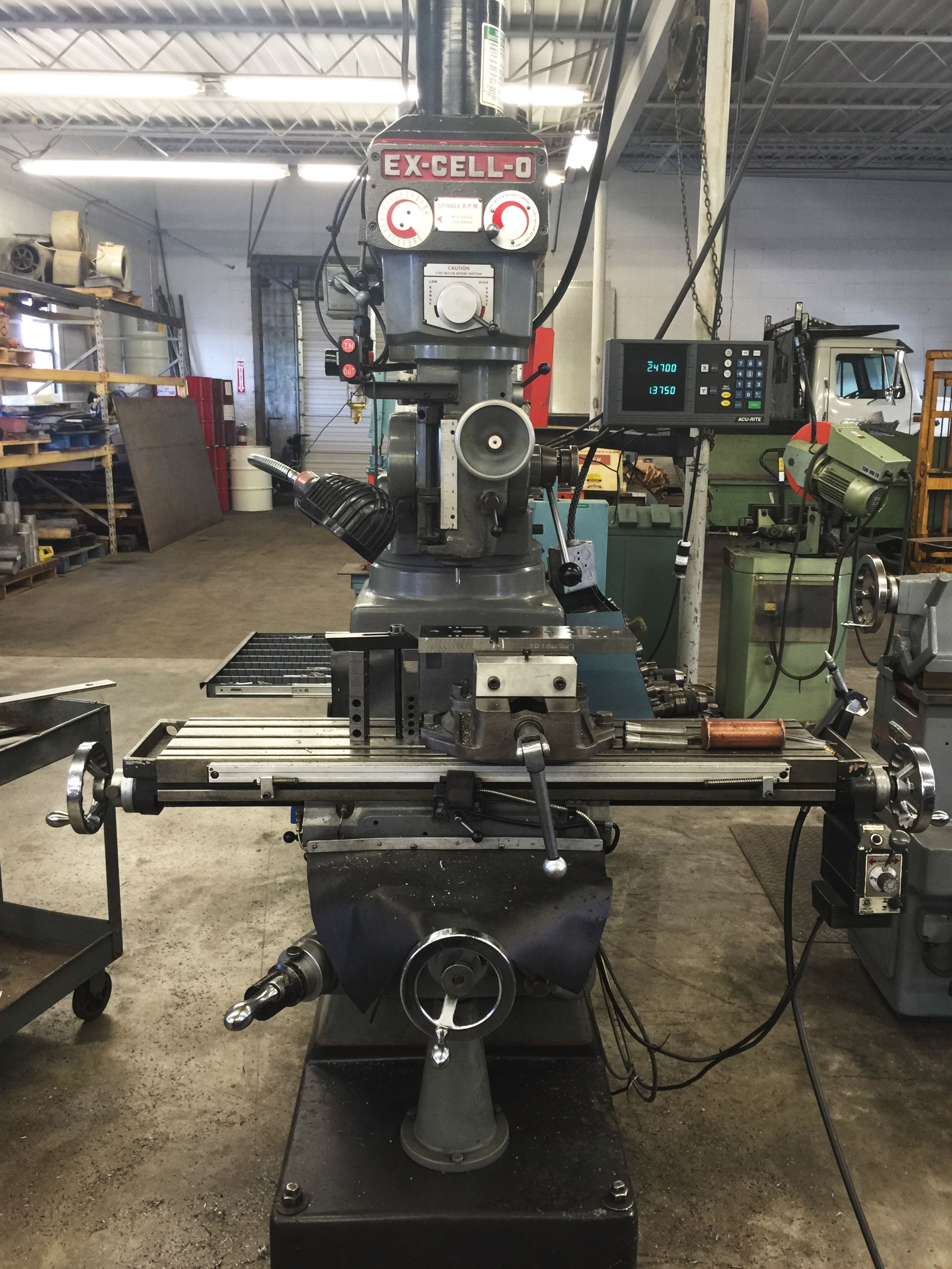 Machine Shop Equipment 187 Midwest Sheet Metal