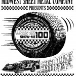 "Midwest Sheet Metal is ""Getting' Dirty"" in 2015 at the Lucas Oil Show-Me 100"
